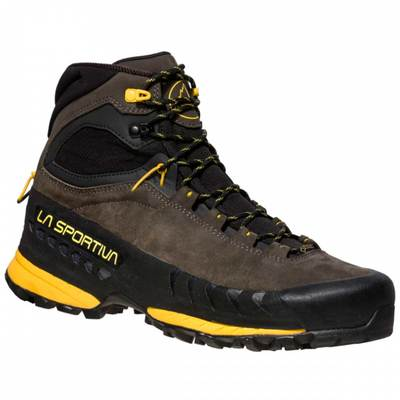 Carbon/Yellow - La Sportiva TX5 GTX