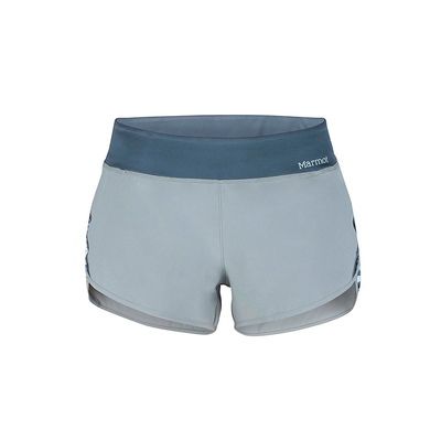 Grey Storm/Steel Onyx - Marmot Women Reflects Short