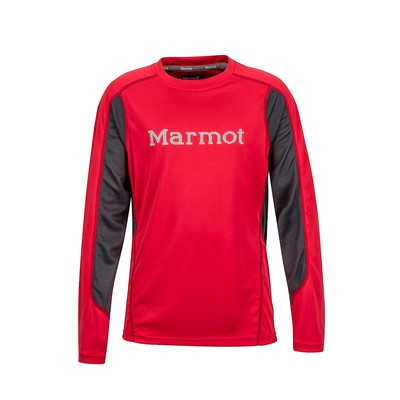 Marmot Boy´s Windridge w/ Graphic LS