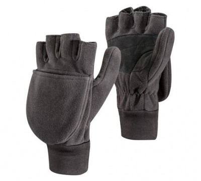 Black - Black Diamond WindWeight Mitt