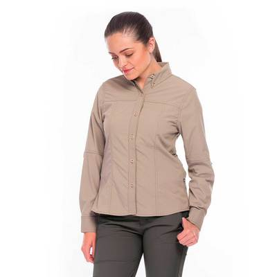 Cobblestone - Tatoo Blusa ML Traveler Women