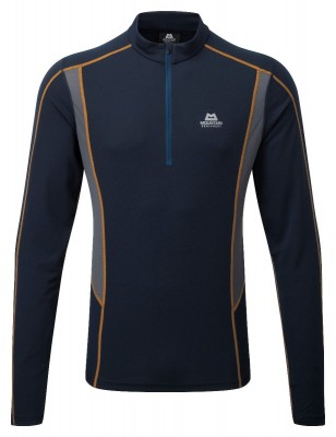 Mountain Equipment Ignis LS Zip Tee