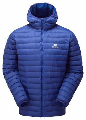 SODALITE BLUE - Mountain Equipment Arete Hooded Jacket