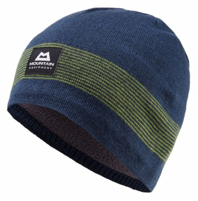 Marine/Kiwi - Mountain Equipment Burbage Beanie