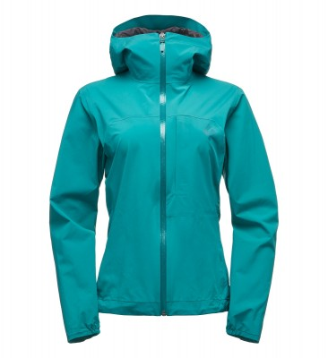 Black Diamond W´s Fineline Stretch Rain Shell