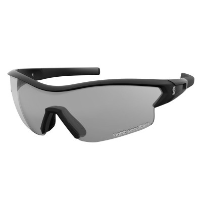 black glossy - Scott Sunglasses Leap