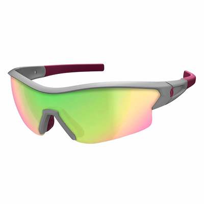 Grey/Purple - Scott Sunglasses Leap