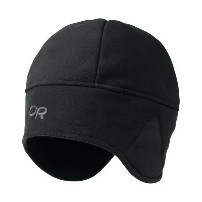 BLACK - Outdoor Research Wind warrior Hat