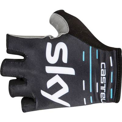 Team Sky Black - Castelli Roubaix Gloves