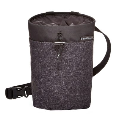 Smoke - Black Diamond Gym Chalk Bag