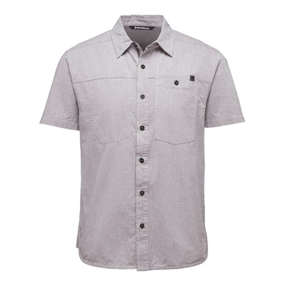 Black Diamond M´s SS Chambray Modernist Shirt
