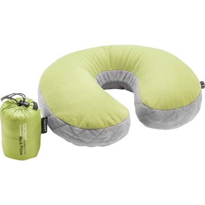 Wasabi / Gray - Cocoon Neck Pillow Ultralight Air-Core