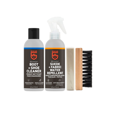 Gear Aid (McNett) Revivex Suede and Fabric Boot Care Kit