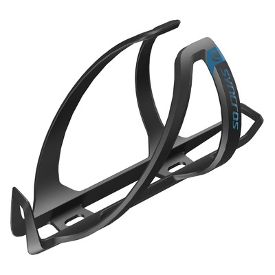 Black/Ocean Blue - Syncros Bottle Cage Coupe Cage 1.0