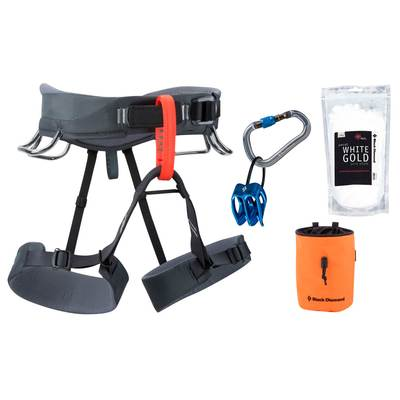 Black Diamond Momentum Harness Package Mens