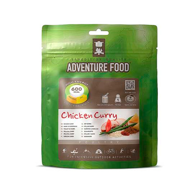Adventure Food Chiken Curry