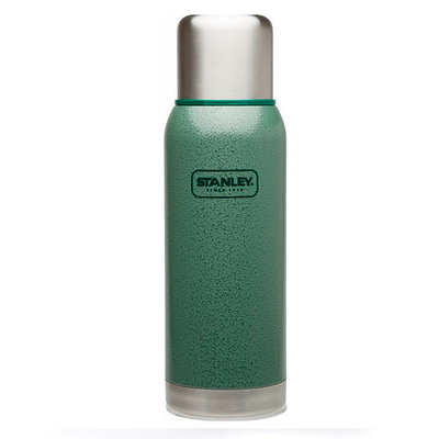 Hammertone Green - Stanley Adventure Vacuum Bottle 1L Yerba Stopper