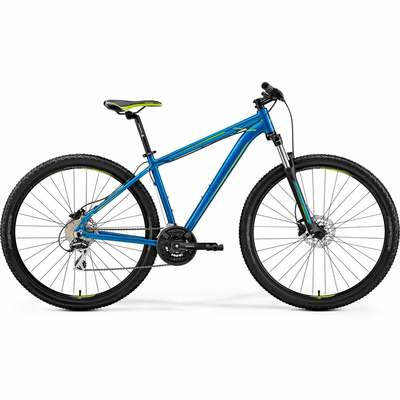 BLUE(GREEN) - Merida Bikes 2019 Big.Nine 20-D