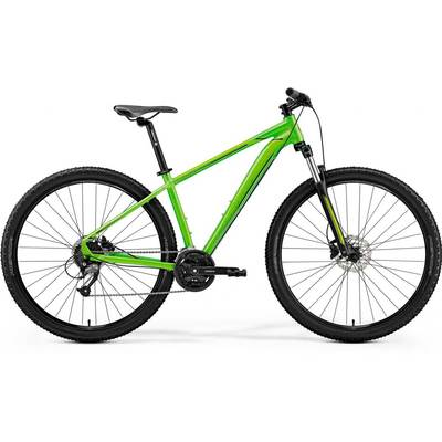 LITE GREEN (BLACK) - Merida Bikes 2019 Big.Nine 40-D