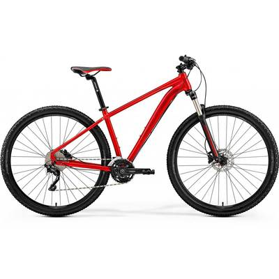 Silk Red (Dark Red) - Merida Bikes 2019 Big.Nine 80-D