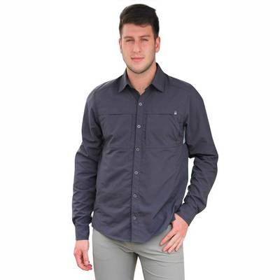 Excalibur - Tatoo Camisa ML Cruise Hombre