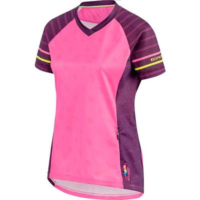 Garneau Wms Sweep Cycling Jersey