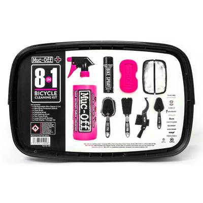Muc-Off 8-In-One Bike Cleaning Kit