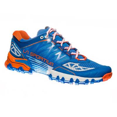 Marine Blue/Lily Orange - La Sportiva Bushido Woman