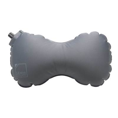Black - Lewis'n Clark Self-Inflating Travel Pillow