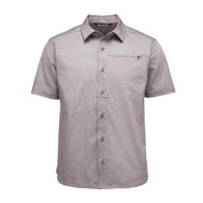 Nickel - Black Diamond M´s SS Stretch Operator Shirt