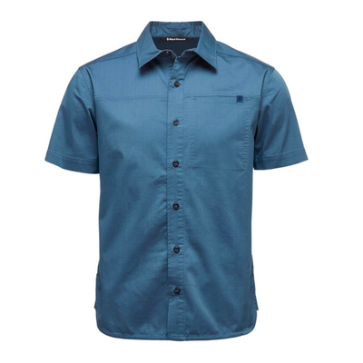 Ink Blue - Black Diamond M´s SS Stretch Operator Shirt