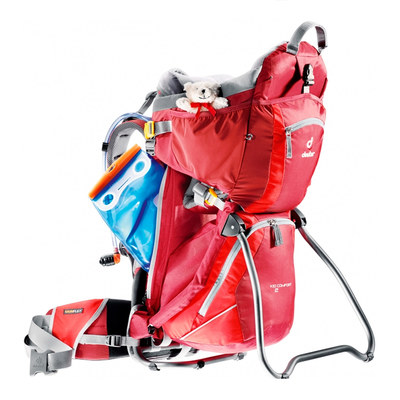 Cranberry-Fire - Deuter Kid Comfort II