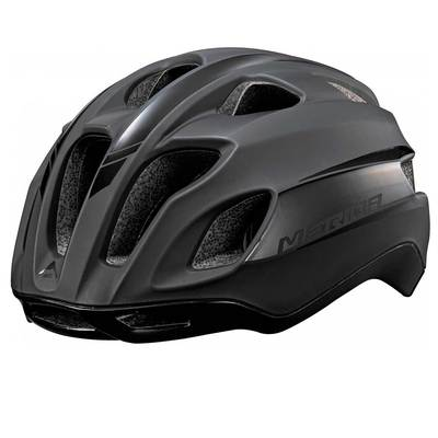 Black/Black - Merida Bikes Team Race Helmet