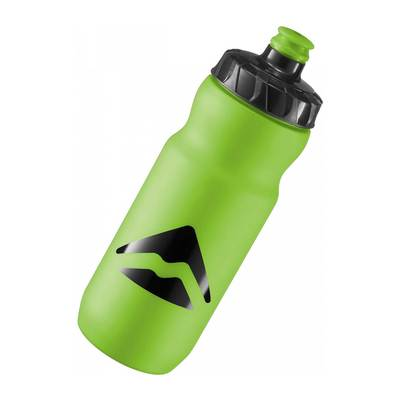 Matt Merida Green / Shiny Black - Merida Bikes Water Bottle