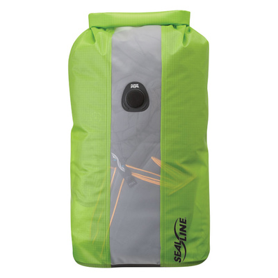 Green - Seal Line Bulkhead View Dry Bag 30L