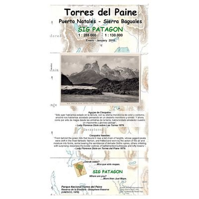 SIG Patagon Torres del Paine