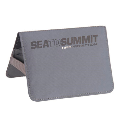 Grey - Sea to Summit Card Holder RFID -