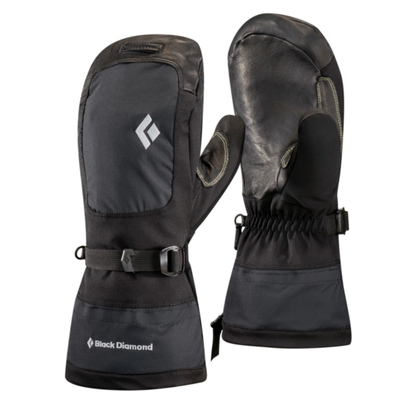 Black - Black Diamond Mercury Mitts