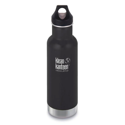 Shale Black - Klean Kanteen 20OZ CLASSIC INSULATED