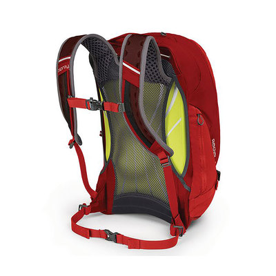 Lava Red                      __ - Osprey Radial 34