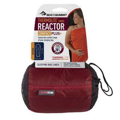 Sea to Summit Thermolite® Reactor Plus (Compact) Mummy Liner