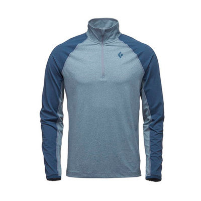 Black Diamond Approach Quarter Zip Fleece