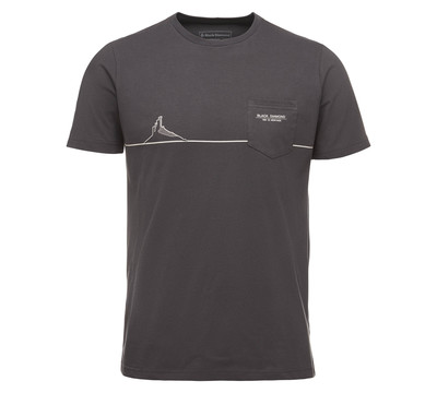 Black Diamond M Ss Tower Tee