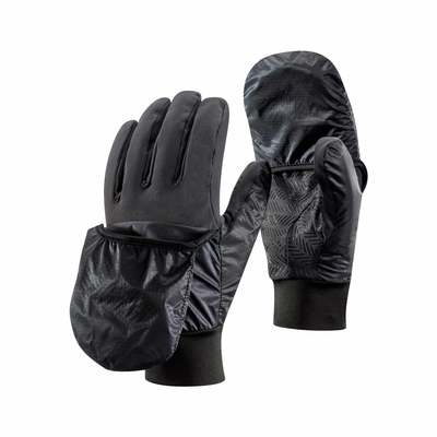 Black Diamond Wind Hood Sodtshell Gloves