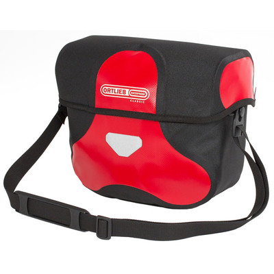 Red/Black - Ortlieb Alforja Frontal Ultimate 6 M Classic