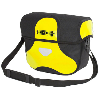YELLOW/BLACK - Ortlieb Alforja Frontal Ultimate 6 M Classic