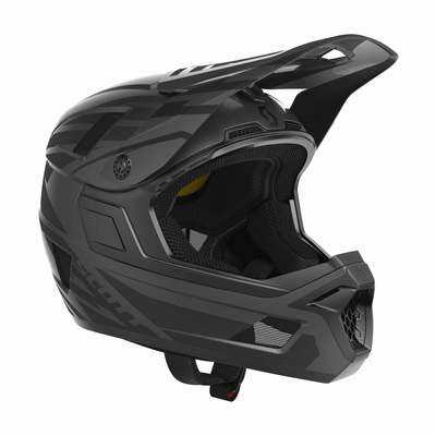 Scott Helmet Nero PLUS (CE & CPSC)