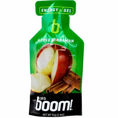Apple cinnamon - Carb Boom Boom Energy Gel