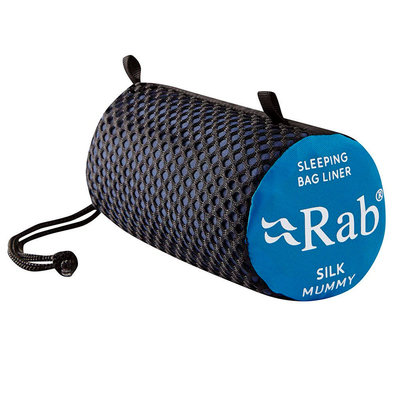 - Rab Silk Mummy S/Bag Liner