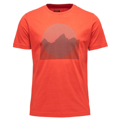 Black Diamond M`s SS Landscap Tee